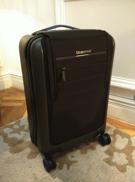 Bluesmart luggage - unsealed