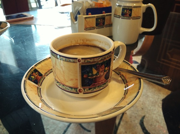 Macau Guide - Angela's Cafe - afternoon coffee