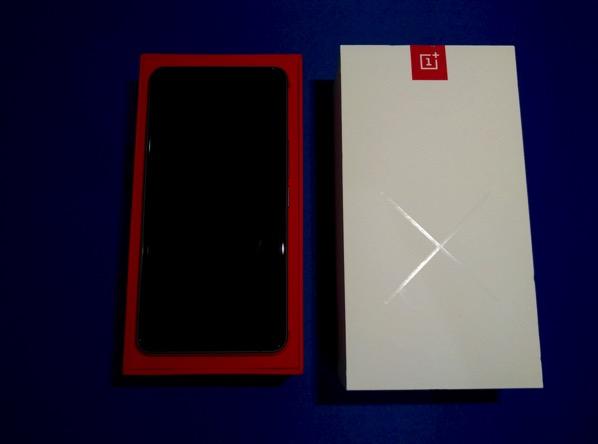OnePlus X - unboxed 1