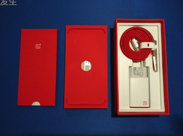 OnePlus X - unboxed 2