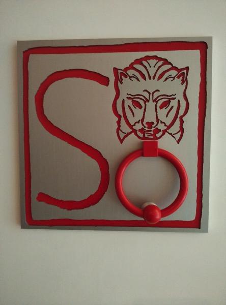 Sofitel So Singapore - Emblem