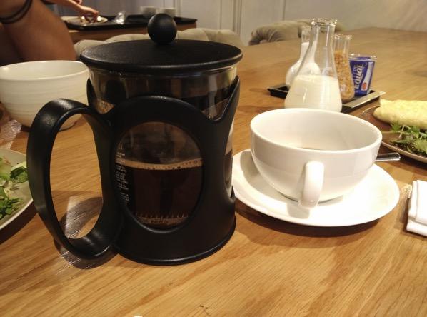 Sofitel So Singapore - restaurant - coffee
