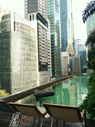 Sofitel So Singapore - swimming pool