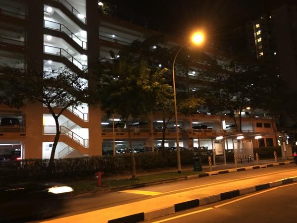 iPhone 6S Plus - Night shot