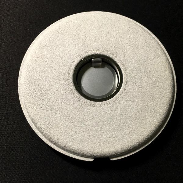 Apple Watch Magnetic Charging Dock - under side