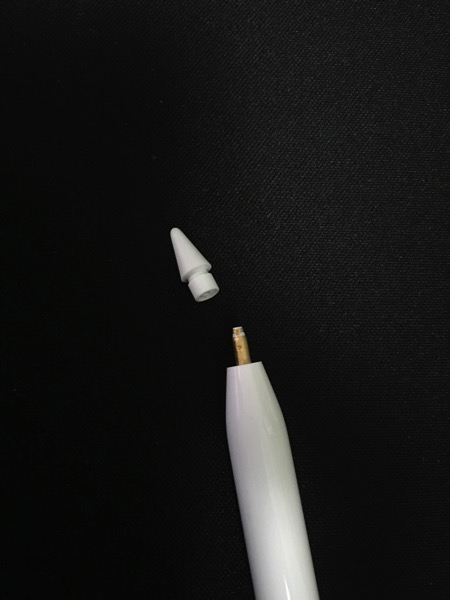 Apple iPad Pro - Apple Pencil - changing pencil tip
