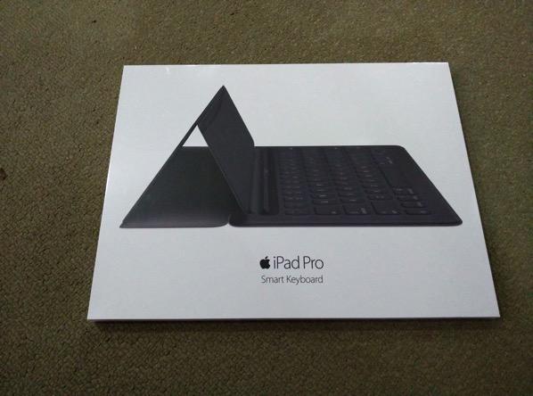 Apple iPad Pro - Apple Smart Keyboard - Packaging