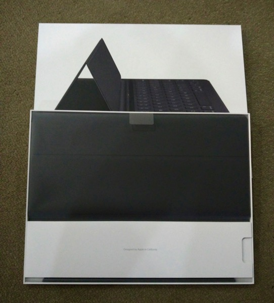 Apple iPad Pro - Apple Smart Keyboard - Unbox