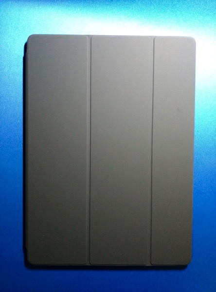 Apple iPad Pro - smart cover - closed