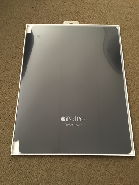 Apple iPad Pro - smart cover - packaging