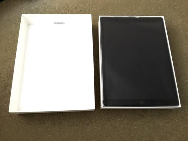 Apple iPad Pro - unbox