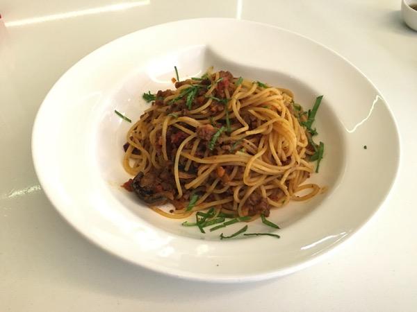 IBIS Singapore Taste Restaurant - Aglio E Olio