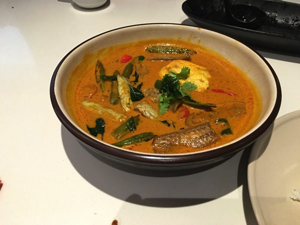 IBIS Singapore Taste Restaurant - Fish Curry