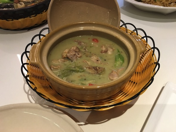 IBIS Singapore Taste Restaurant - Green Curry