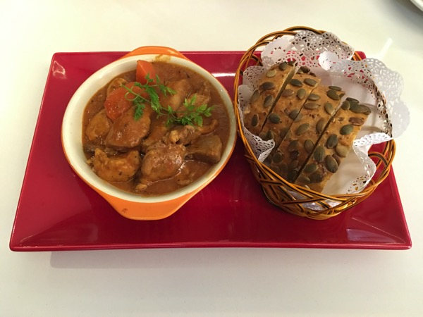 IBIS Singapore Taste Restaurant - Western Stew Pork