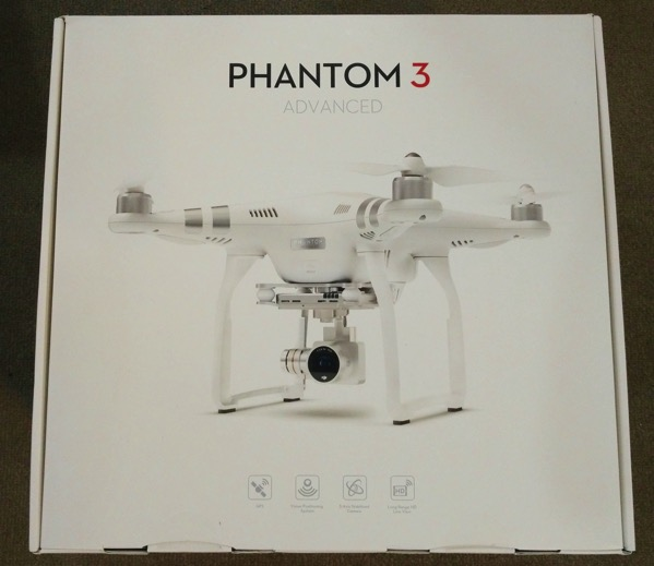 Phantom 3 Advanced - Packgaging