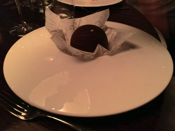 Aquashard - food review - Chocolate and Cherry Bomb