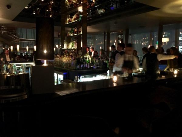 Auqashard - restaurant view - bar counter