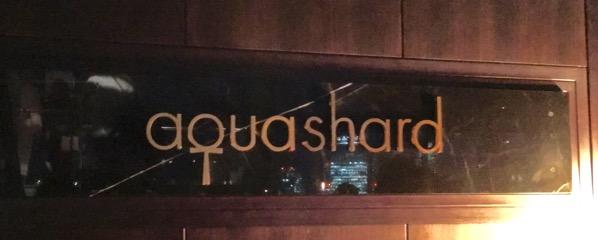 Auqashard - signboard