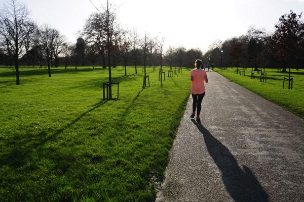 Hyde Park - view 2