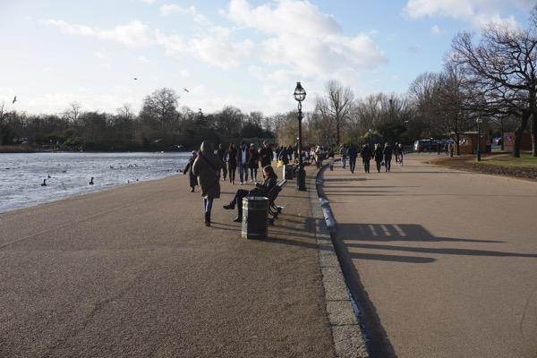Hyde Park - view 3