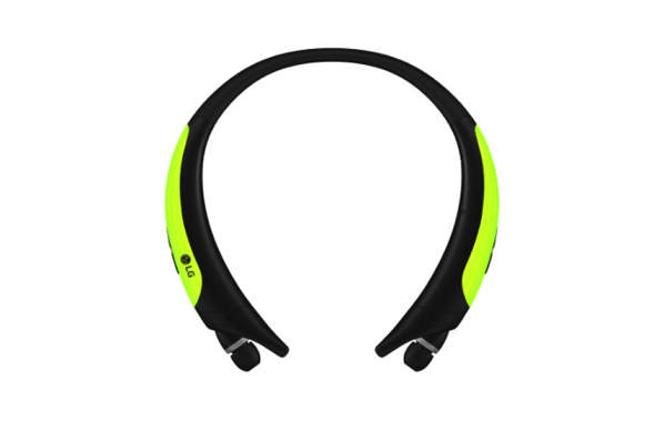 LG TONE Active Premium Wireless Stereo Headset HBS-850 Lime - Main Image