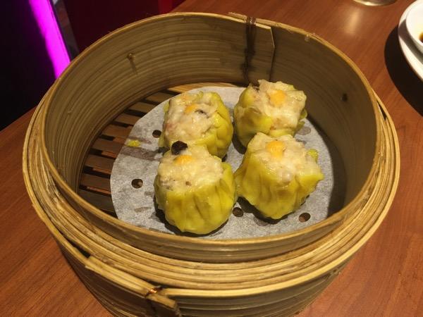 London Fat Duck SG - food tasting - Steamed Pork Dumplings (Siew Mai)