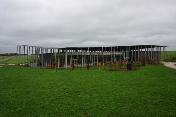 Stonehenge - Visitor Centre