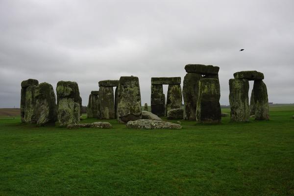 Stonehenge - view 1