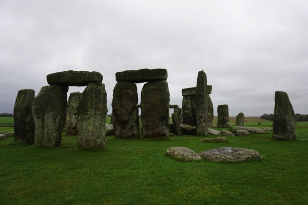 Stonehenge - view 2