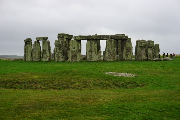 Stonehenge - view 4