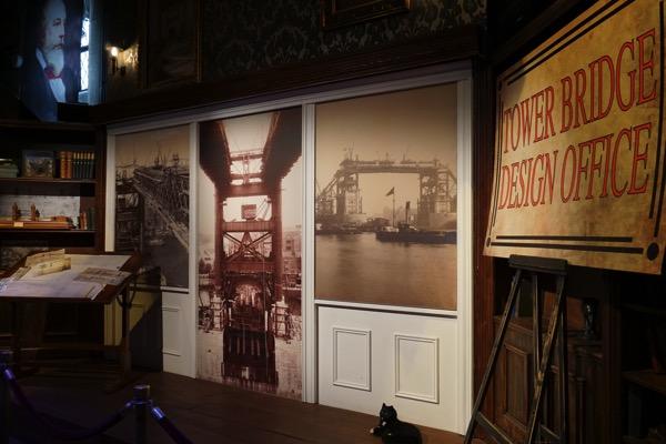 Tower Bridge - exhibition hall