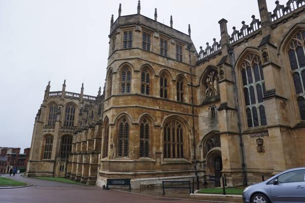 Windsor Castle - St George's Chapel