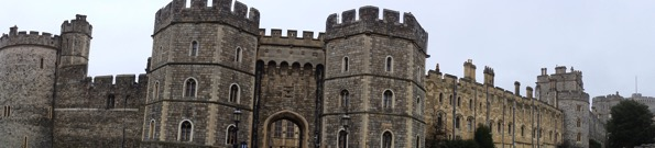 Windsor Castle - overview pic