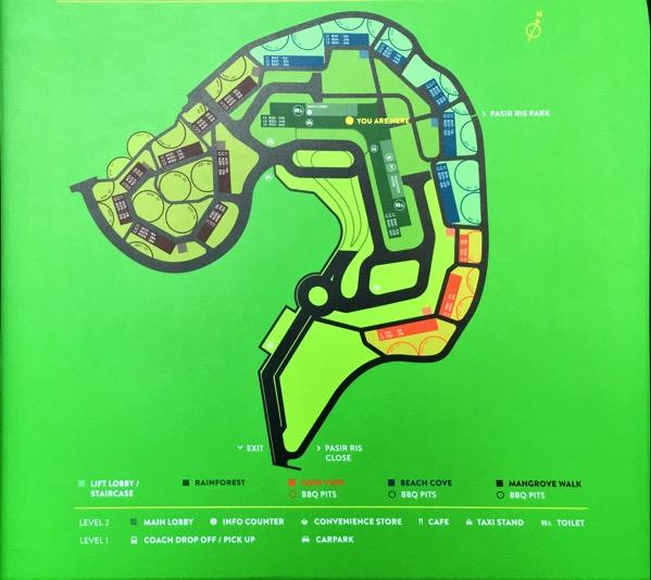 D'Resort - around and amenities