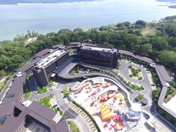 D'Resort - around the resort - aerial view 2