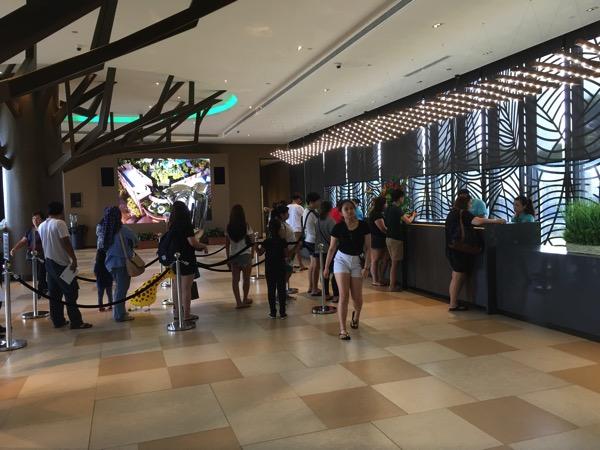 D'Resort - main reception area