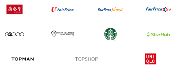 Apple Pay launched in Singapore - Participating merchants
