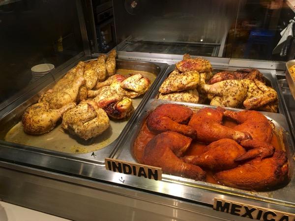 Caveman Food (Paleo) - chicken