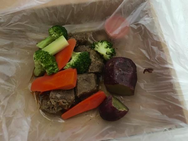 Caveman Food (Paleo) - stew beef