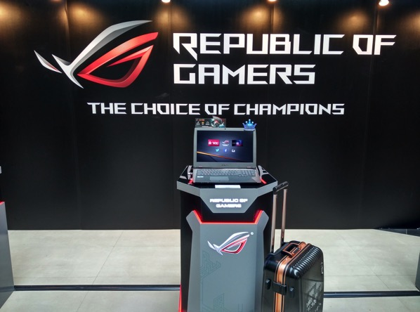 ASUS ROG GT51 - Launch Media Event