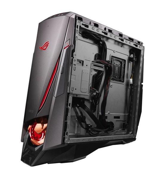 ASUS ROG GT51 - cooling system