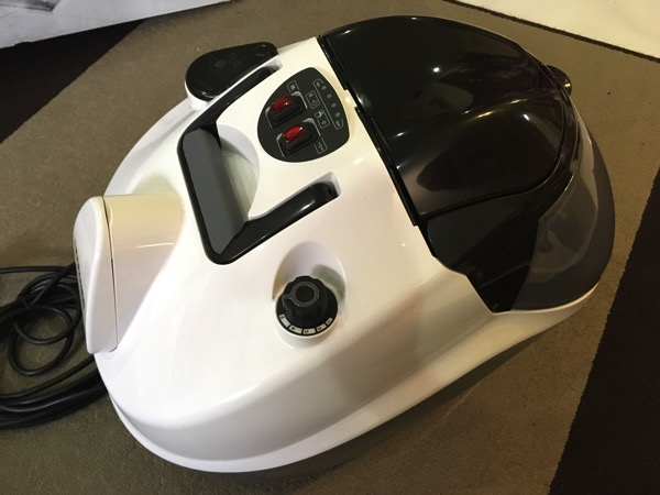 Steam Vacuum Cleaner Karcher Steam Cleaner With Iron Kit