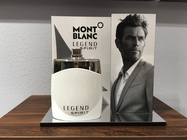 Montblanc Black and White cocktail event - Men's perfume
