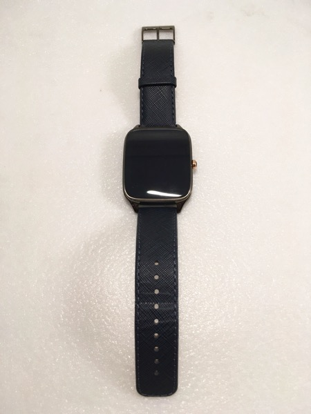 ASUS ZenWatch 2 WI501Q - actual watch