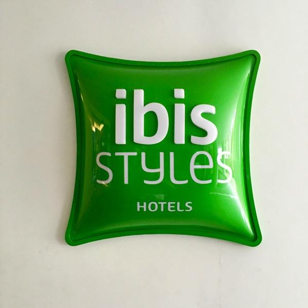 IBIS Styles Macpherson (Accor group hotel chain) - IBIS Styles Logo