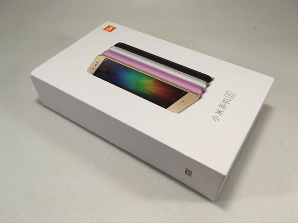Xiaomi Mi 5 (小米手机5) Smartphone - retail box