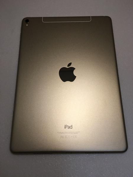 iPad Pro 9.7inch - back view