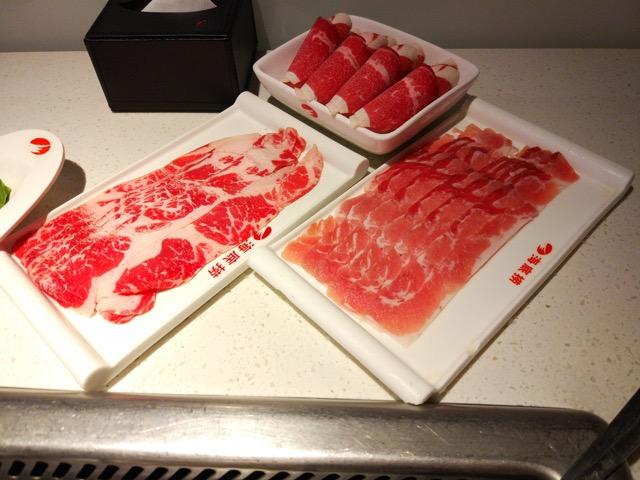 海底捞火锅 Hai Di Lao Hot Pot - Meats