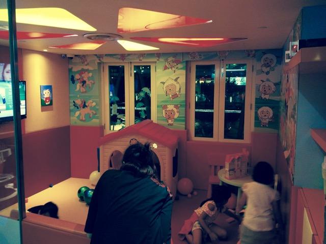 海底捞火锅 Hai Di Lao Hot Pot - Children playroom